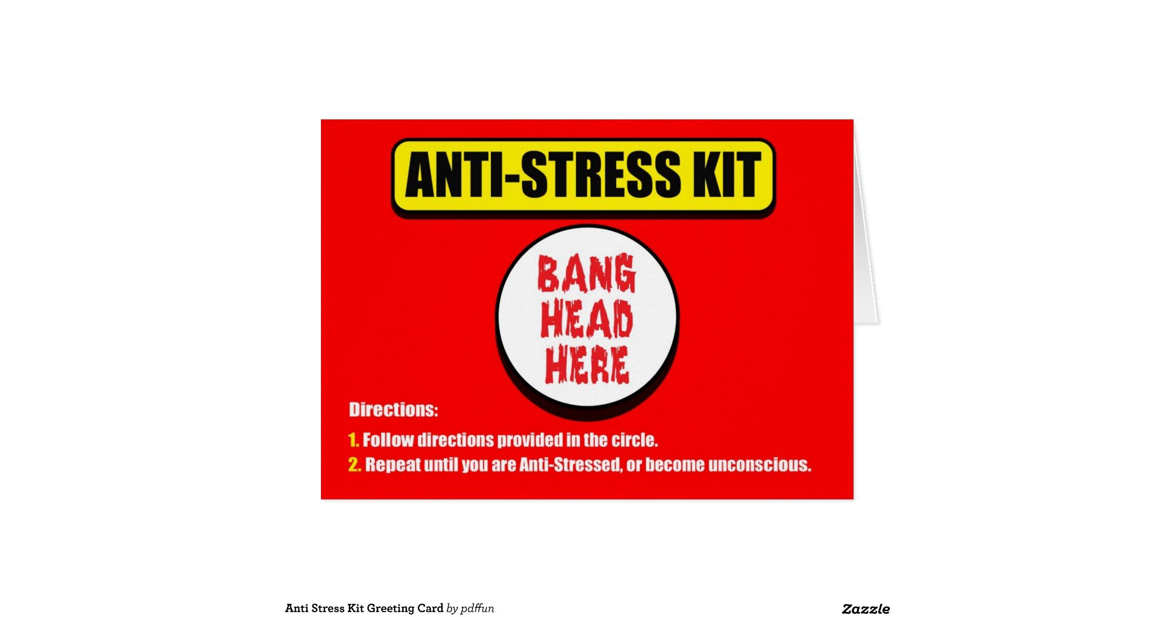 Antistresskitgreetingcard