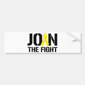 Anti-Suicide Bumper Sticker