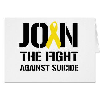 Anti-Suicide Cards