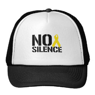 Anti-Suicide T-shirts Trucker Hat