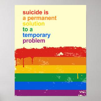Anti-Suicidio Impresiones