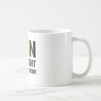 Anti-Suicidio Tazas De Café