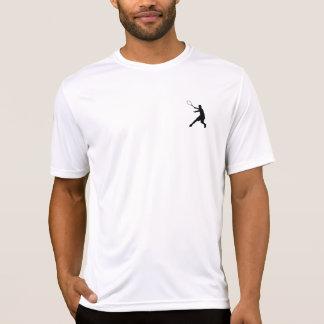 Anti sweat tennis shirt for men