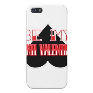 Anti-Tarjeta del día de San Valentín iPhone 5 Cobertura