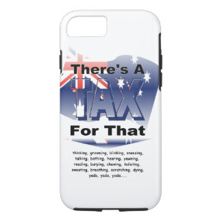 Anti-Tax (Australia) iPhone 8/7 Case