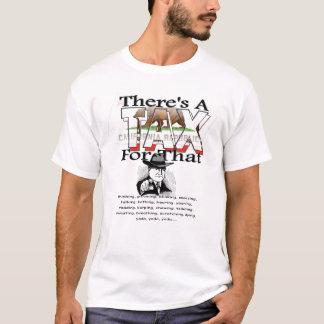 Anti-Tax (California) T-Shirt