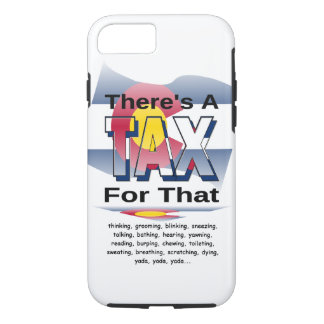 Anti-Tax (Colorado) iPhone 7 Case