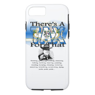 Anti-Tax (Connecticut) iPhone 8/7 Case
