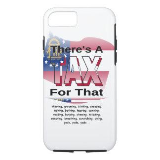 Anti-Tax (Georgia) iPhone 7 Case
