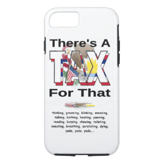 Anti-Tax (Illinois) iPhone 8/7 Case