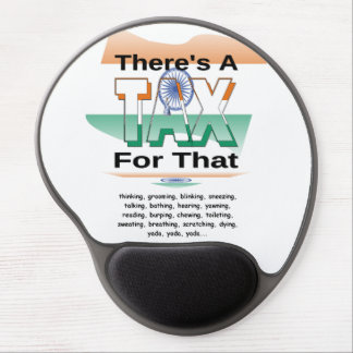 Anti-Tax (India) Gel Mouse Pad