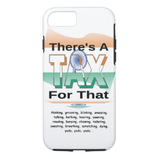 Anti-Tax (India) iPhone 8/7 Case