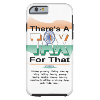 Anti-Tax (India) Tough iPhone 6 Case