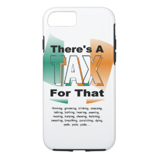 Anti-Tax (Ireland) iPhone 7 Case