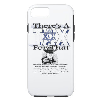 Anti-Tax (Israel) iPhone 8/7 Case