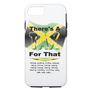 Anti-Tax (Jamaica) iPhone 8/7 Case