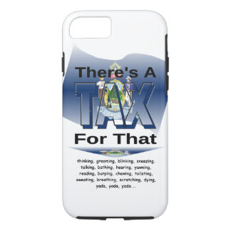 Anti-Tax (Maine) iPhone 7 Case