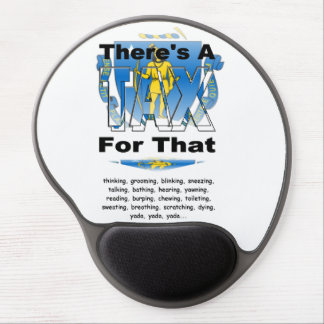Anti-Tax (Massachusetts) Gel Mouse Pad