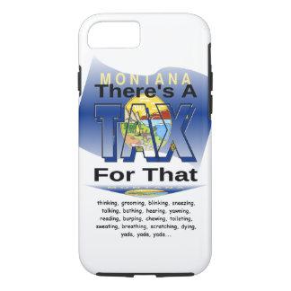 Anti-Tax (Montana) iPhone 8/7 Case