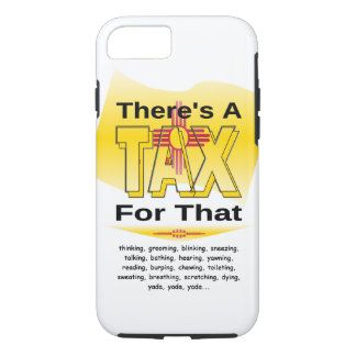 Anti-Tax (New Mexico) iPhone 7 Case