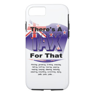 Anti-Tax (New Zealnad) iPhone 8/7 Case