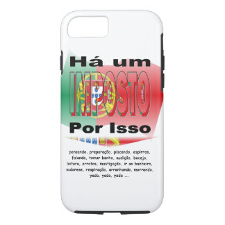 Anti-Tax (Portugal) iPhone 7 Case