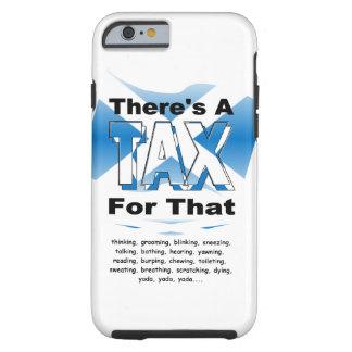 Anti-Tax  (Scotland) Tough iPhone 6 Case