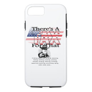 Anti-Tax(United States) iPhone 7 Case