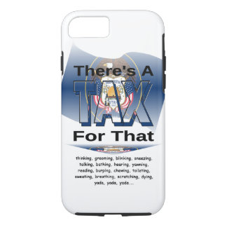 Anti-Tax (Utah) iPhone 7 Case