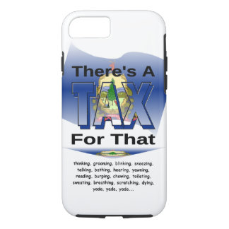 Anti-Tax (Vermont) iPhone 7 Case