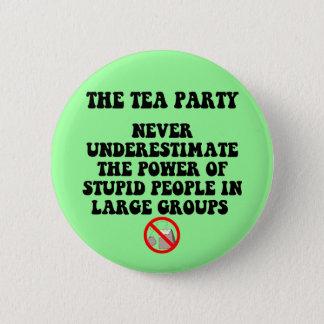Anti tea party button