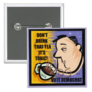 ANTI-TEA PARTY BUTTON