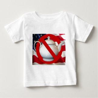 Anti Tea Party Flag Baby T-Shirt