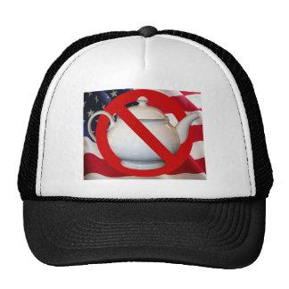 Anti Tea Party Flag Trucker Hat