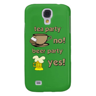 anti tea party galaxy s4 covers