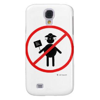 Anti-Teabagger Funda Para Galaxy S4