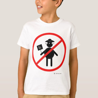 Anti teabagger T-Shirt