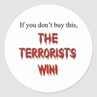 ¡Anti-Terrorismo Etiqueta