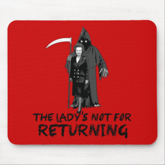 Anti Thatcher Mouse Pad