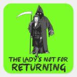 Anti Thatcher Sticker