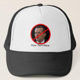Anti Tony Abbott Trucker Hat