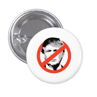 Anti-Trump 1 Inch Round Button