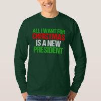 Anti Trump Christmas T-Shirt