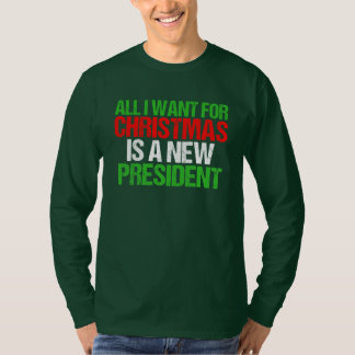 Anti Trump Christmas T-Shirt