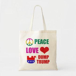 Anti Trump designs Tote Bag