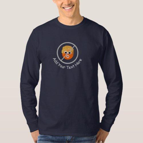 Anti_Trump funny polical resist Orange Potus T_Shirt