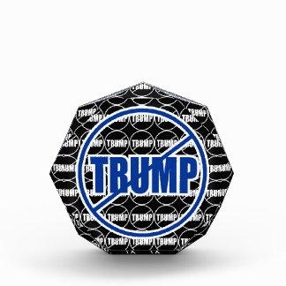 Anti Trump No Trump Custom Award