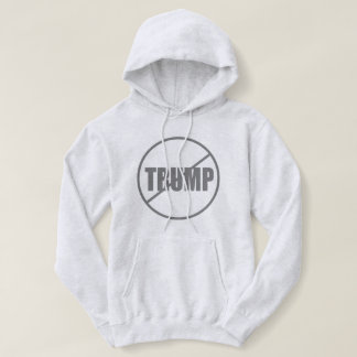 Anti Trump No Trump Custom Donald Trump Hoodie