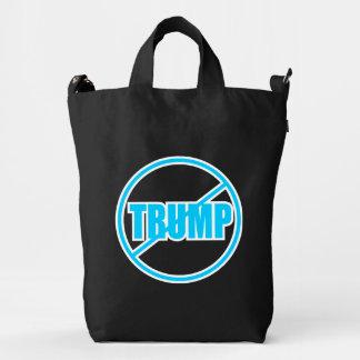 Anti Trump No Trump Custom Donald Trump Tote Bag
