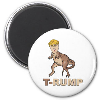 Anti-Trump - T-RUMP - Anti-Trump - Magnet